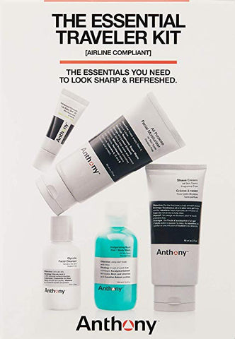 Anthony The Essential Traveler Kit Grooming- CITYBOYZ★USA