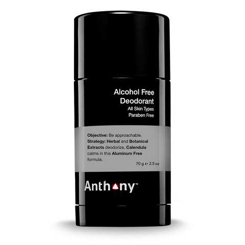 Anthony Alcohol Free Deodorant Grooming- CITYBOYZ★USA