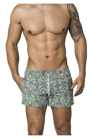 Clever Ivy Athlete Swim Trunk 0663 Swimwear- CITYBOYZ★USA