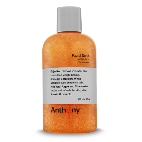 Anthony Facial Scrub Grooming- CITYBOYZ★USA