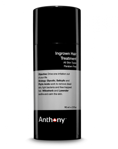 Anthony Ingrown Hair Treatment Grooming- CITYBOYZ★USA
