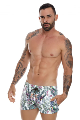 Jor Forest Swim Trunk 1042 Swimwear- CITYBOYZ★USA