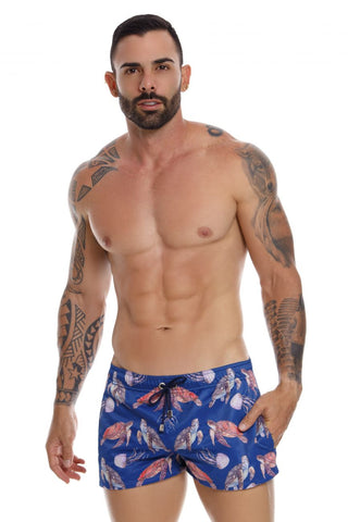 Jor Turtle Swim Trunk 1044 Swimwear- CITYBOYZ★USA