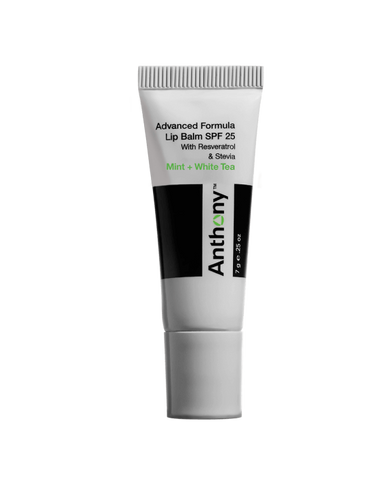 Anthony Advanced Formula Lip Balm SPF 25 Grooming- CITYBOYZ★USA