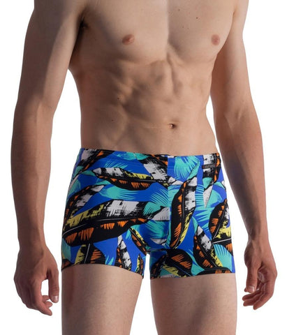 Olaf Benz Riviera Long Swim Trunk Swimwear- CITYBOYZ★USA