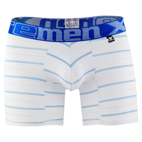 Xtremen Stripes Microfiber Boxer Brief 51417 Underwear- CITYBOYZ★USA
