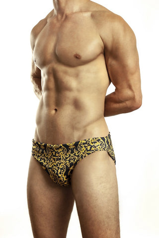 Jack Adams Royalty Swim Brief Swimwear- CITYBOYZ★USA