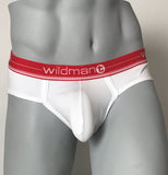 Wildmant Summer Big Boy Pouch Briefs Underwear- CITYBOYZ★USA