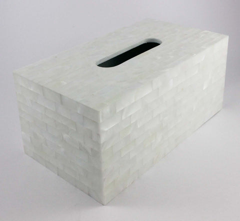 Elegance Tissue Box - Cascara Interiors