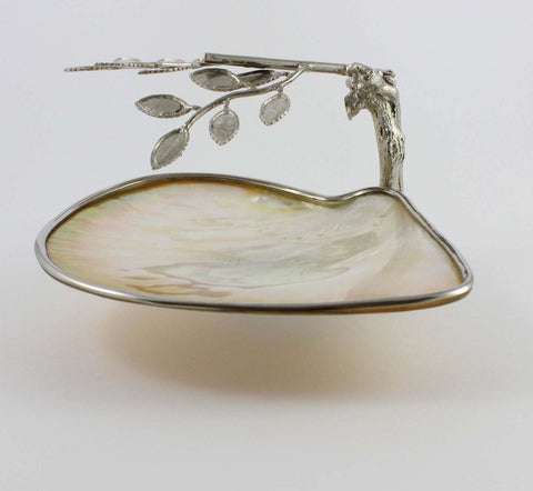 Small Olive Branch Dish