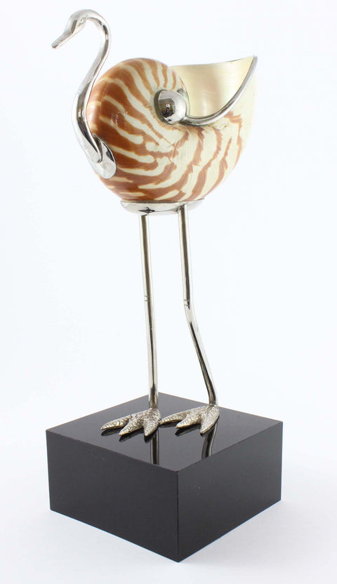 Bird Statues made from Shell