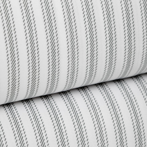 Nautical Stripe Grey
