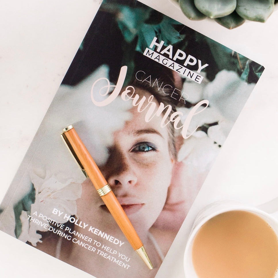 Cancer Journal by Happy Magazine