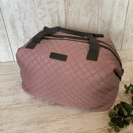 Signature Quilted Large Holdall