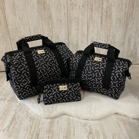 Black Lynx Bag Sets