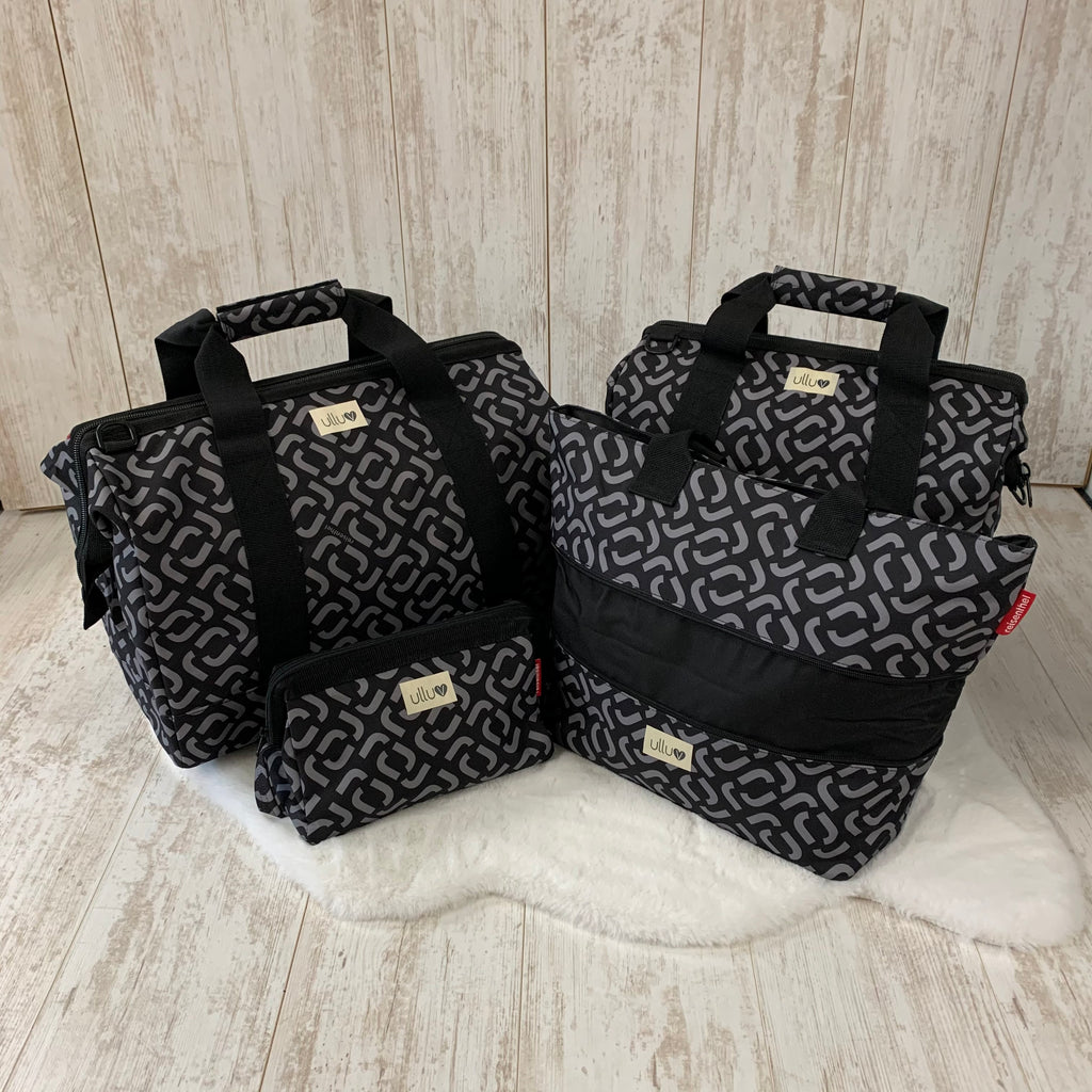 Black Lynx Pre-Packed Maternity Hospital Bags