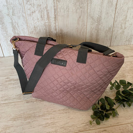 Signature Quilted Tote