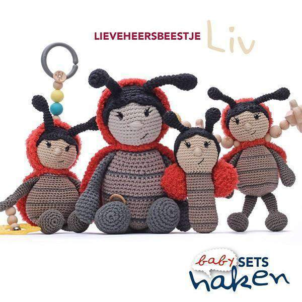 CuteDutch Babysets haken 2