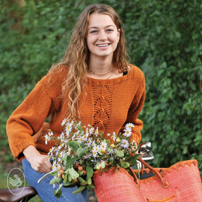 CuteDutch Breipakket: Easy Autumn Sweater