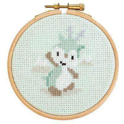 CuteDutch Felicia Fox Borduurpakket Little Woodland Adventures