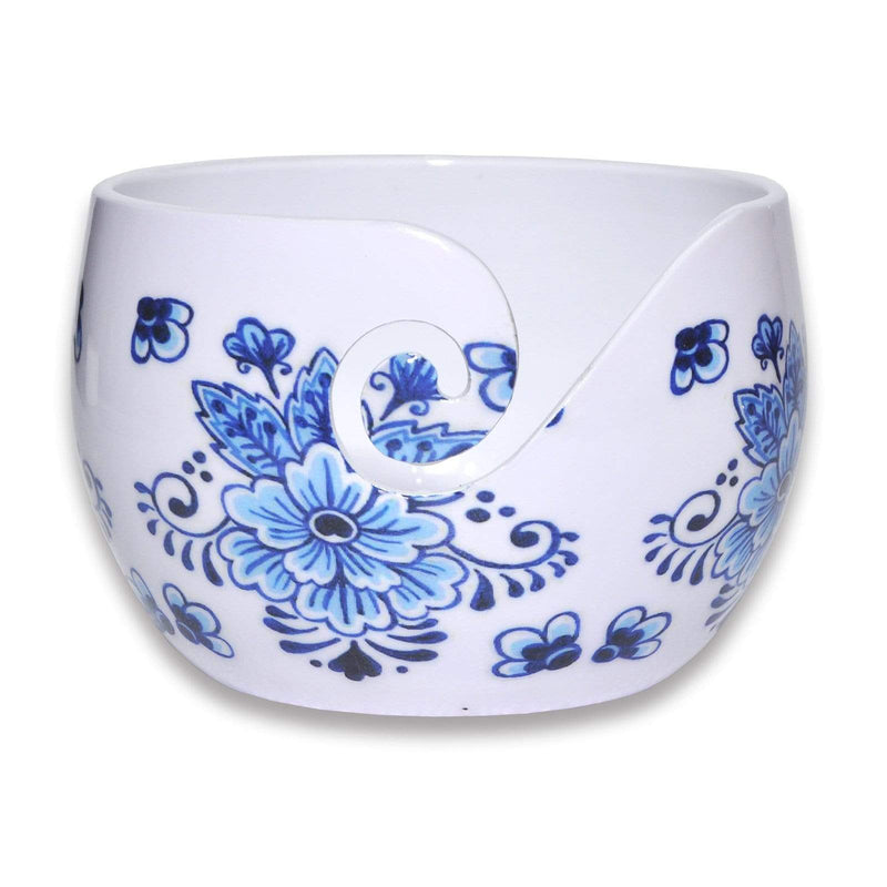 CuteDutch Roses Durable Yarn Bowl Aluminium