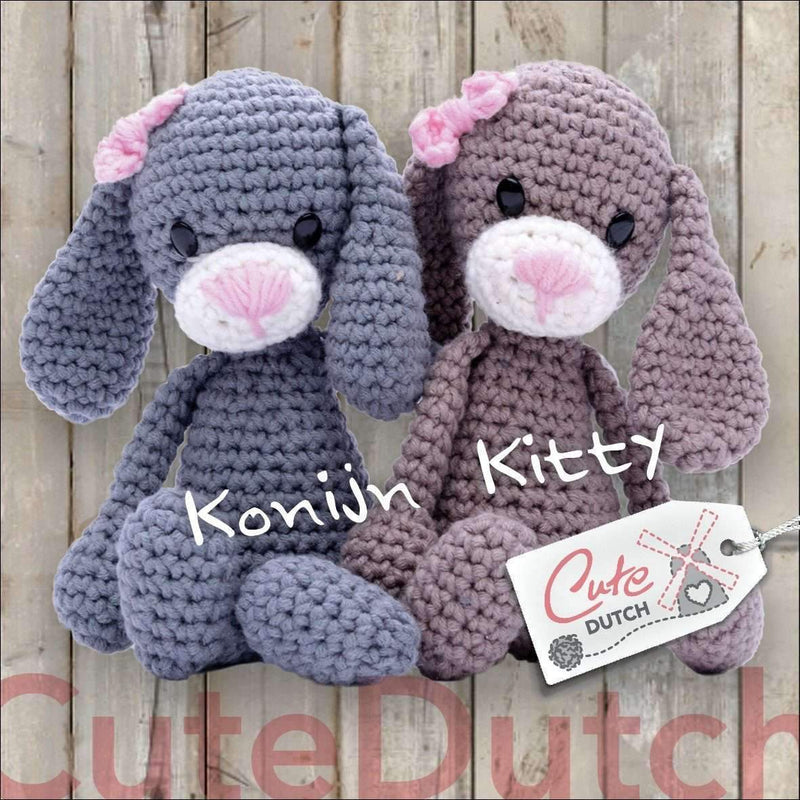 CuteDutch Garenpakket: konijn Kitty