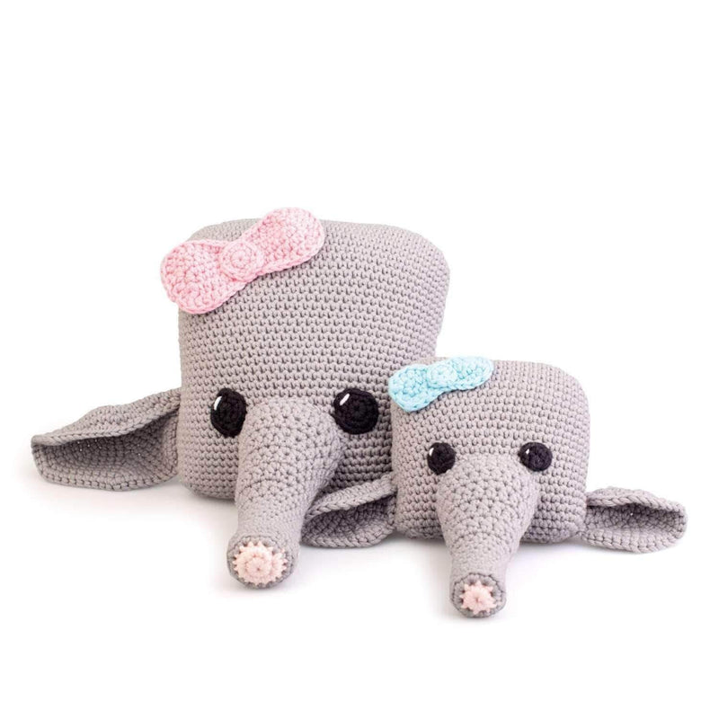 CuteDutch Garenpakket: Square Olifant