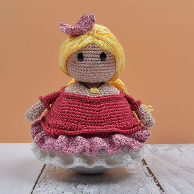 CuteDutch Garenpakket: Tuimelprinses