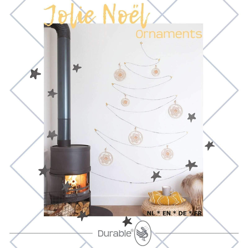 CuteDutch Haakpakket: Jolie Noël ornaments