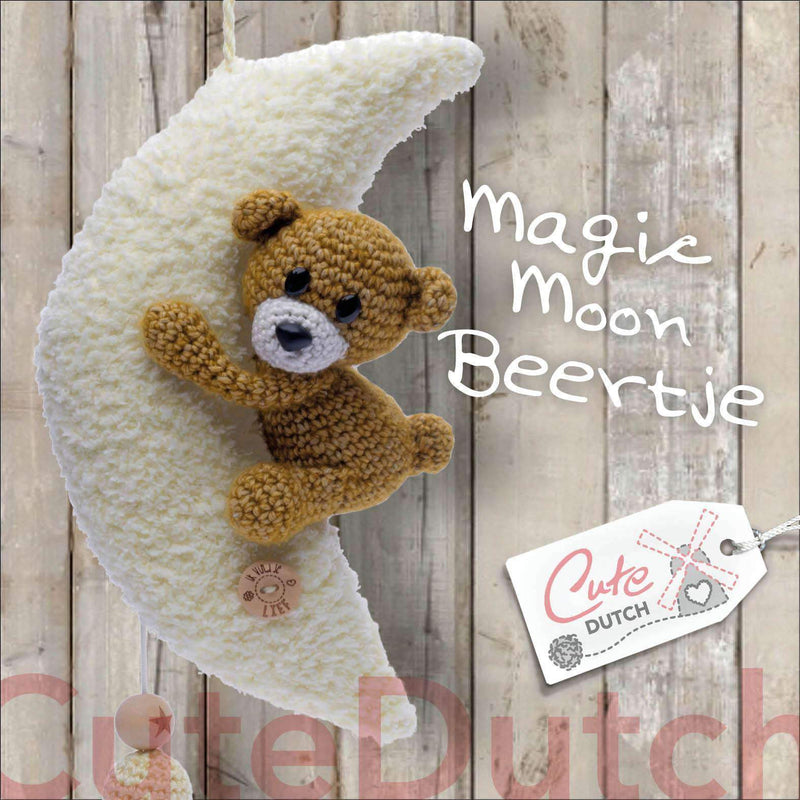 CuteDutch Haakpakket: Magic Moon - Beertje