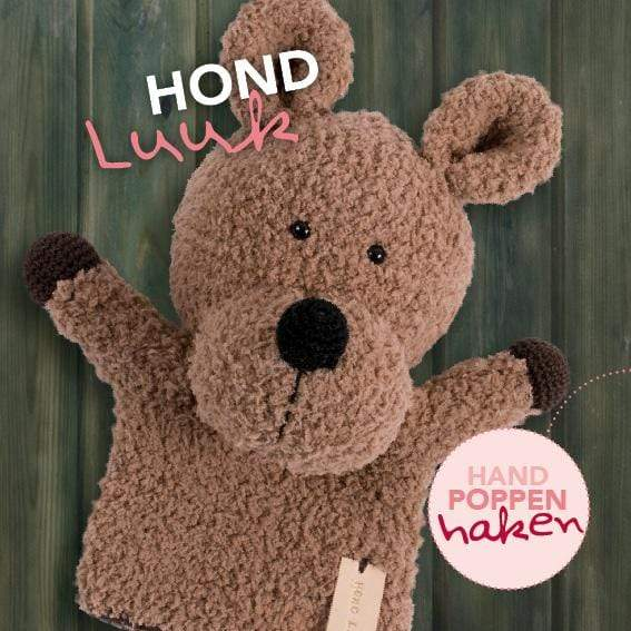 CuteDutch Haakpatroon handpop varken Joep (download)