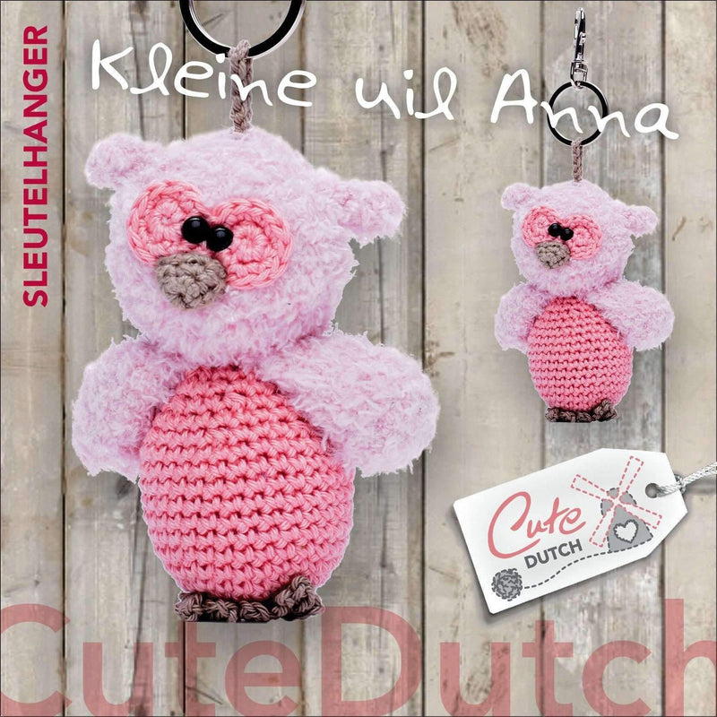 CuteDutch Haakpatroon kleine uil Anna (download)