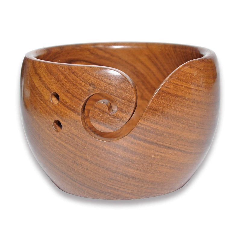 CuteDutch Klassiek Durable Yarn Bowl Beukenhout