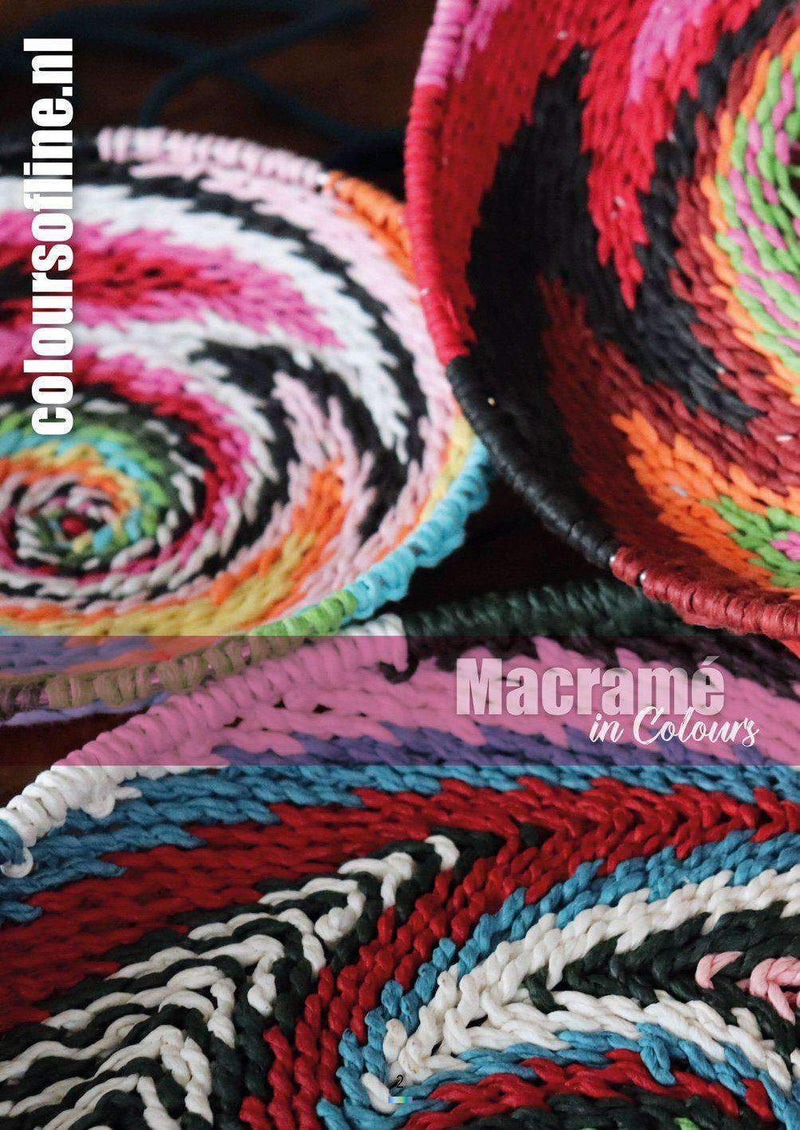 CuteDutch Macramé in Colours