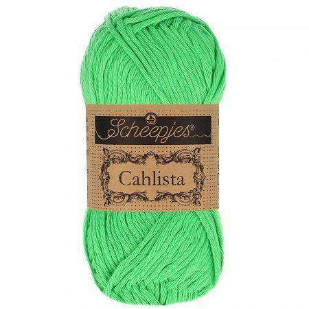 CuteDutch Scheepjes Cahlista 389 Apple Green