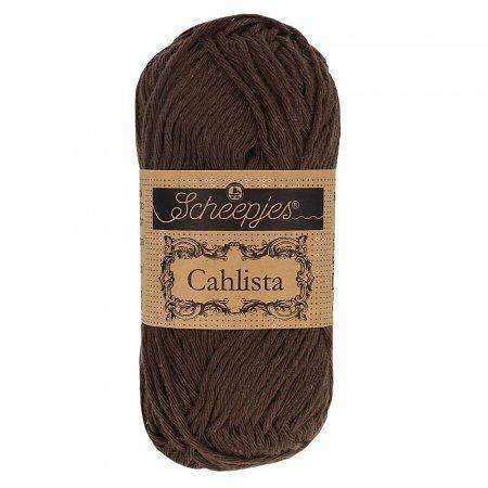 CuteDutch Scheepjes Cahlista Black Coffee (162)