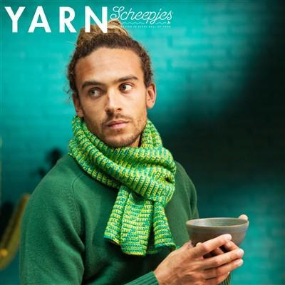 CuteDutch YARN Bookazine nr. 8 - Tea Room