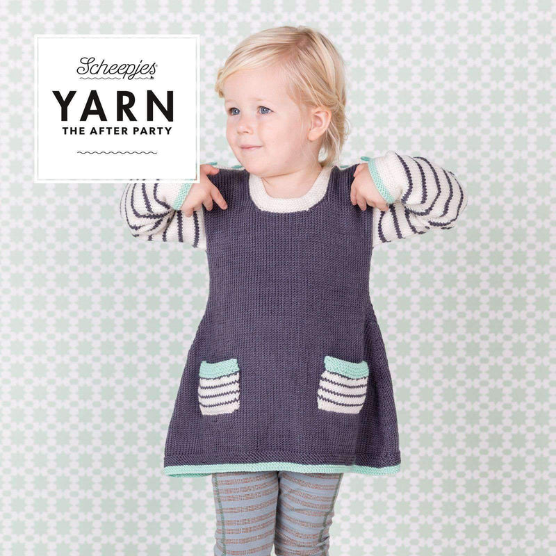CuteDutch YARN The After Party NO 34 - Playtime Dress