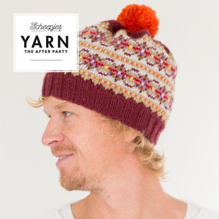 De Bondt Boeken YARN The After Party NO 36 - Autumn Bobble Hat