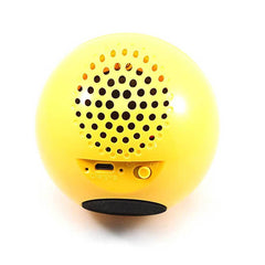 LAUD Portable Bluetooth Emoji Speaker – Wireless Mini Speaker with Loud, Clear, Powerful Sound
