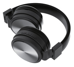 Laud Chrome Folding Wireless Bluetooth Headphones for Smartphones