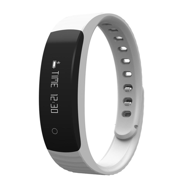 Laud Smart Wireless Fitness Wristband Smart Watch LXFB8 (White)