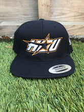 HOU Gold Star Snapback - Navy