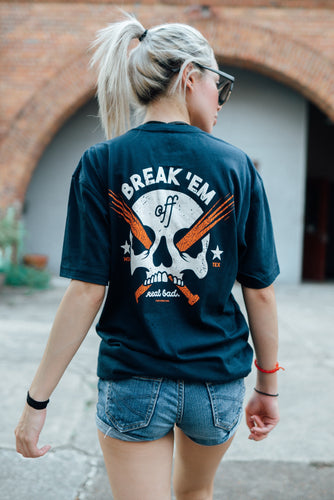 Break Em Off - Navy