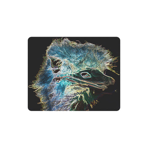 OSTRICH RECTANGLE MOUSEPAD