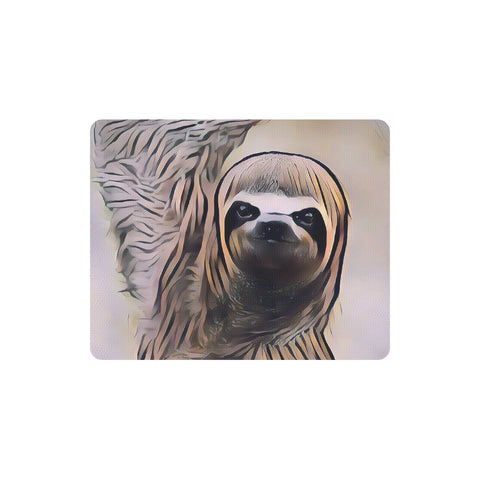 Sloth Rectangle Mousepad