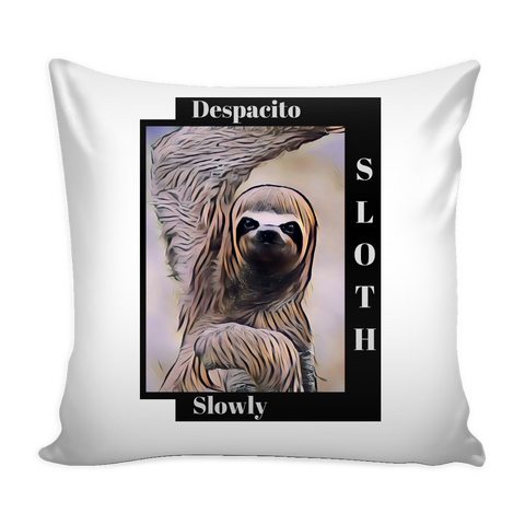 Sloth Dances Despacito - Pillow Case