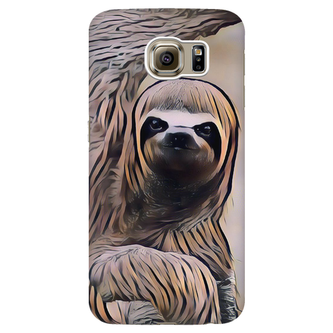 Sloth Dances Despacito - Phone Case