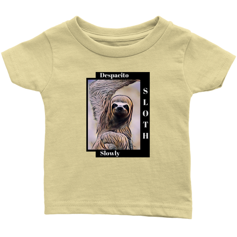 Sloth Dances Despacito - Infant T-shirt