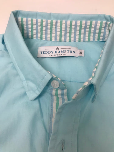 Anderson Shirt Mint Short Sleeve